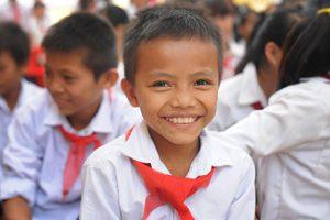 Kid in Bac Ninh