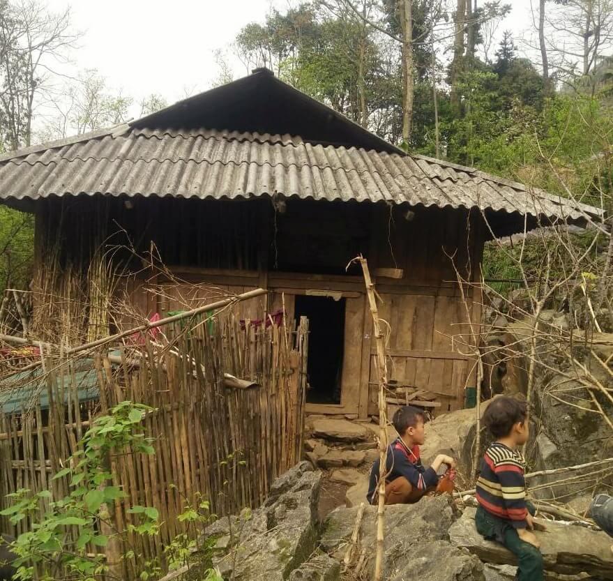 Blue Dragon - House of a trafficking survivor